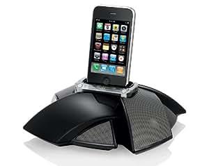 JBL On StageIV Tragbares Lautsprecher-System für iPod/iPhone schwarz
