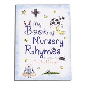 nursery rhymes Personalised My Book Of Nursery Rhymes (Softback)