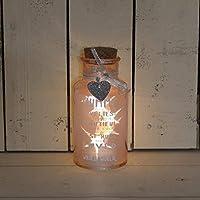Loveliest Mummy Light Up Jar Messages Of Love Gift Range Birthday Christmas Gifts