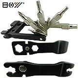 8060 19 in 1 Multifunction Cycle Bike Repair Bicycle Repair Black