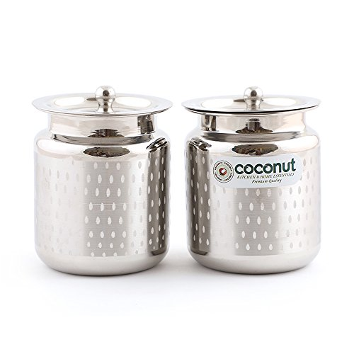 Compare stainless steel ghee pot Prices Online and Buy at Lowest