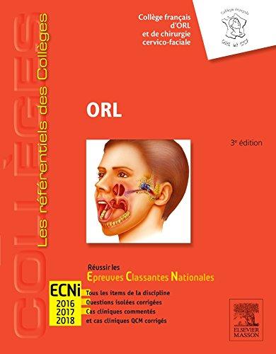 ORL: Réussir les ECNi