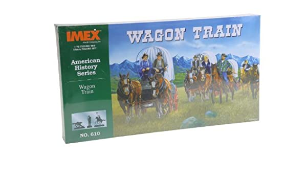 IMEX wagon train 1:72 610