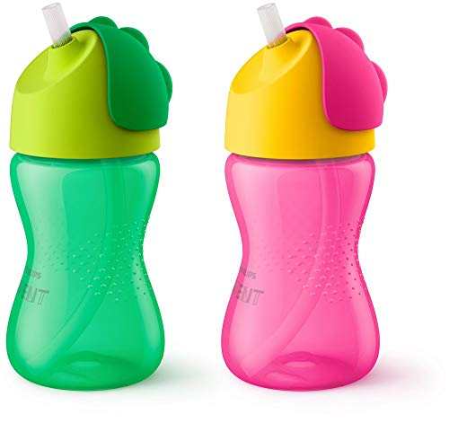 Philips Avent SCF798 Aven Straw Cup (Multicolor)
