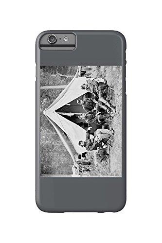 the-peninsula-va-gen-mcclellans-officers-civil-war-photograph-iphone-6-plus-cell-phone-case-slim-bar