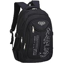 Bolsas de Mochila Schoolbags Impermeable Backpack Senderismo Niños Adolescentes
