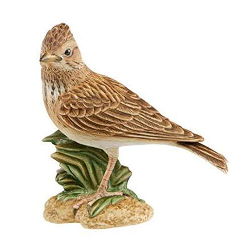 Goebel Vogel des Jahres 2019: Feldlerche, Figur, Dekoration, Sammlerfigur, Porzellan, H 14 cm, 38473201 -