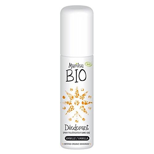 Marilou Bio Déodorant Vanille 75 ml