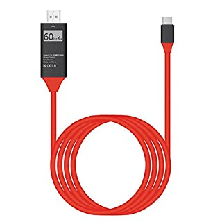 ALIAN Laptop-HD-Kabel Typ C zu HDMI-Kabel Hochwertige 4K60Hz Laptop-Kabel MacBook-Kabel HD-Kabel