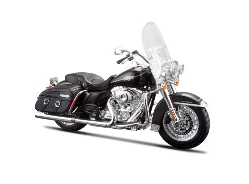 King-12 (Maisto 532322 - 1:12 Harley-Davidson FLHRC Road King Classic 2013)