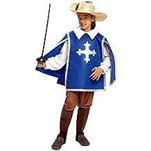 My Other Me - Disfraz de Mosquetero, talla 7-9 años (Viving Costumes MOM01192)