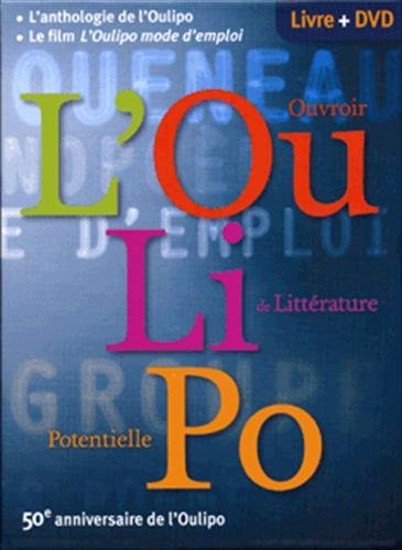 L'Oulipo ( Livre + DVD )