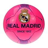 roger Balon Real Madrid Mediano Talla 2 Fucsia