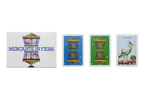 Dal Negro-DAL Mercante in Fiera Gioco Carte da Giocattolo 314, Multicolore, 8000831510947