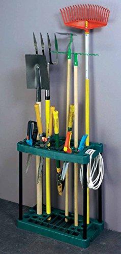 Porte-outils de jardin droit