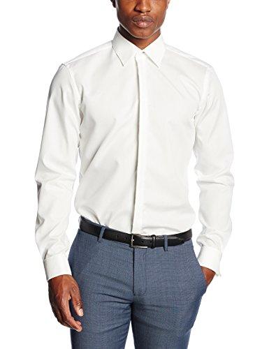 Venti Chemisier Business Homme Weiß (Weiß 002)