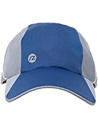 Yooeen Viseras Running Hombre Verano Plegable Viseras de Golf Impermeable Ajustable Sombrero de Sol Gorras de Tenis para…