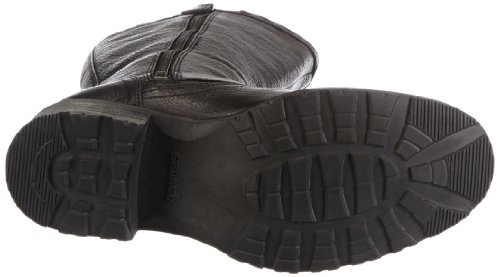 Sebago SARANAC BUCKLE HIGH, Stivali western donna Nero (Black)