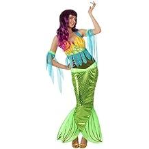 Atosa - 10.161 - Traje - Disfraz De Sirena - Tamaño 2