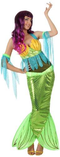 idung Sirene Gr. 38-40 (Meerjungfrau Paar-kostüm)