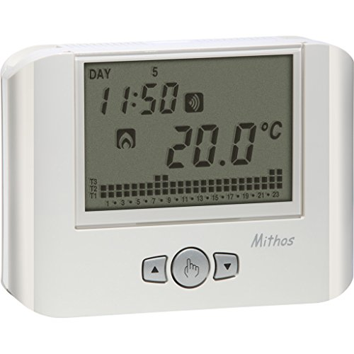Vemer Spa VE385100Thermostat, Weiß