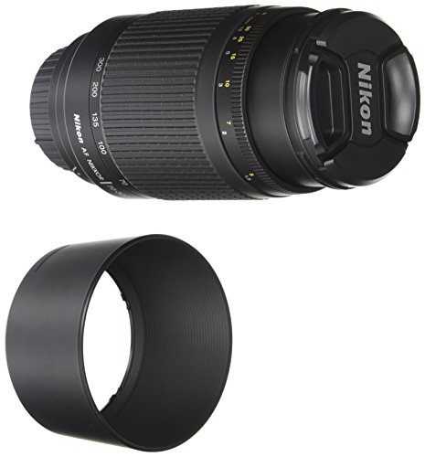 Nikon AF 70-300mm f/4-5.6G Telephoto Zoom Lens for Nikon DSLR Camera