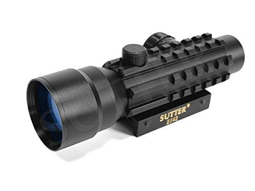 Zielfernrohr Mit Entfernungsmesser Xxl : Die beste leuchtpunktvisier red dot visier mit passenden