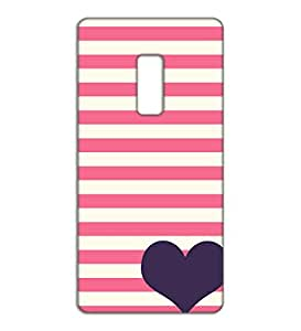 Happoz Love symbol pattern Oneplus 2 back case Mobile Phone Back Panel Printed Fancy Pouches Accessories Z353