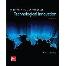 Strategic Management of Technological Innovation (Irwin Management)
