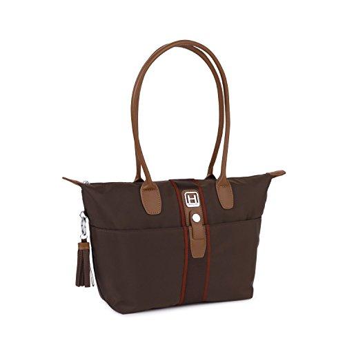 hedgren-sac-femme-marron-marron-sepia-taille-unique