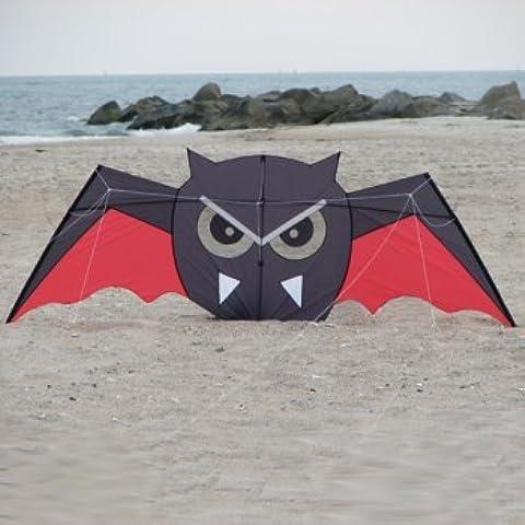 4-Leiner aquilone–Vamp Devil Quad–per vento leggero a molto media–dimensioni: 275x