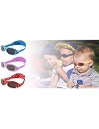 BabyBanz Mädchen Sonnenbrille 0 - 2 ans