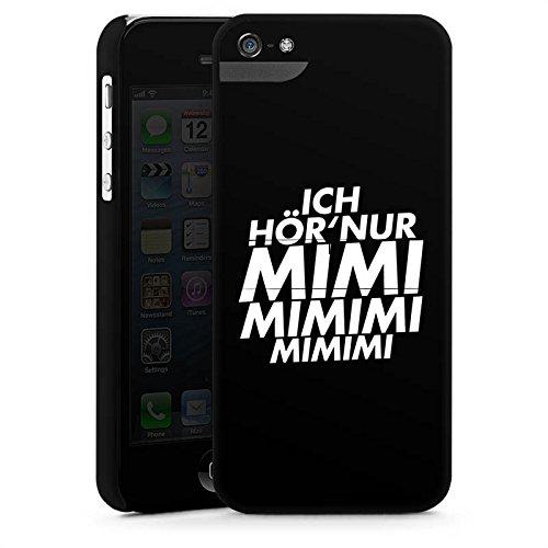 Apple iPhone 6s Silikon Hülle Case Schutzhülle Sprüche Statements Spruch Premium Case StandUp