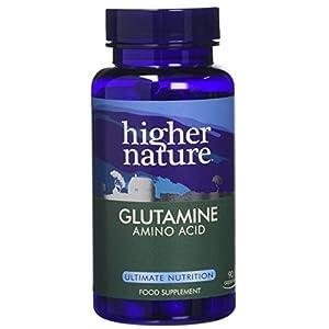 41L3K2a4FlL. SS300  - Higher Nature Glutamine Pack of 90