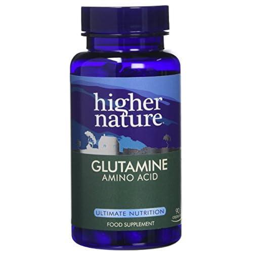 Higher Nature Glutamine Pack of 90