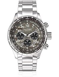 Timecode Reloj de cuarzo Man Tc-1011-08 Metálico 49 mm