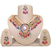 Gioielli Set multicolore Gioielli collana