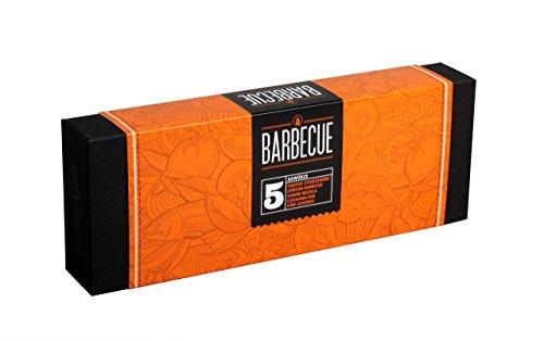 41L3PzWE%2ByL - Geschenkset - Gewürzset - Das perfekte Weihnachtsgeschenk für Geniesser - BBQ Geschenk - Kräuter - und Gewürzmischungen mit Rezepten zum Nachkochen (Barbecue)