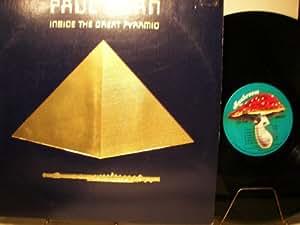 INSIDE THE GREAT PYRAMID - VINYL - 2LP