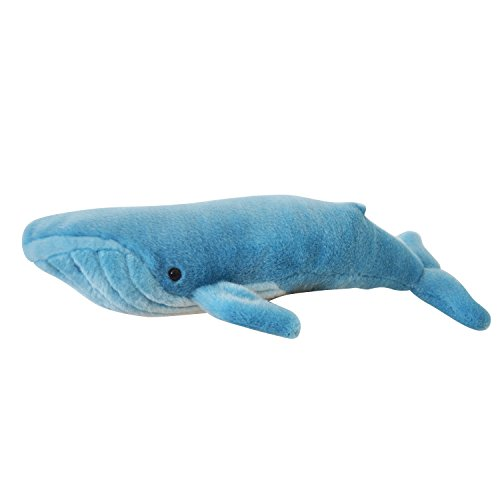 Cuddle Toys 506 blu balena XL