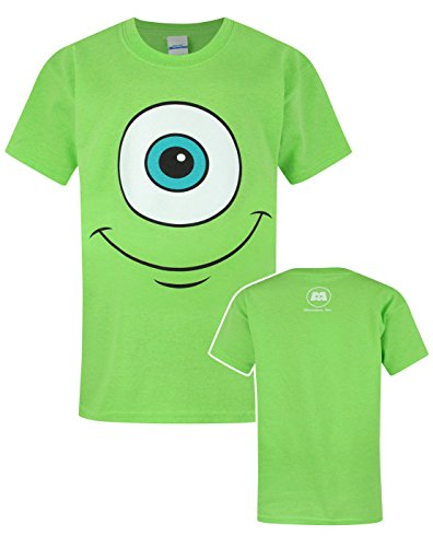 Image of Official Monsters Inc Mike Boo Boy's T-Shirt (3-4 Years)