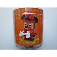 """Preisvergleich für [Tokyo Disneyland 2011 """"Halloween"""" Minnie Mouse nano block] TDL HALLOWEEN Minnie Mouse nanoblock (japan import)"""