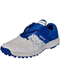 SEGA Men's PU Cricket Shoes
