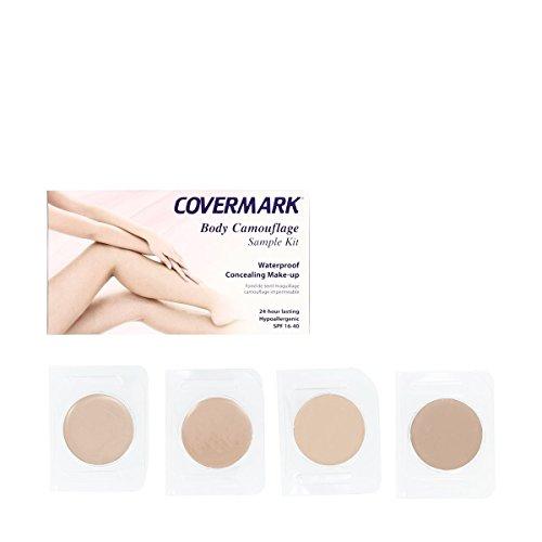 Covermark M01 - Kit prueba mágica piernas tamaño