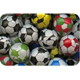 CANDY Chocolate Footballs (500g bag) (pack of 105)