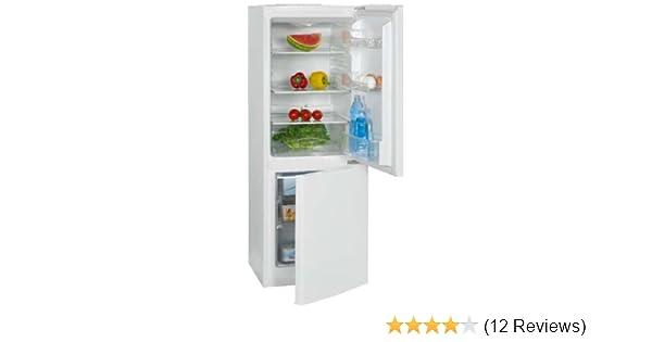 Bomann Mini Kühlschrank Durchsichtig : Bomann kg 308 kühl gefrierkombination weiß: amazon.de: elektro