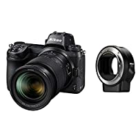Nikon Z6 with 24-70mm + FTZ Mount Adapter Kit Bundle Kit