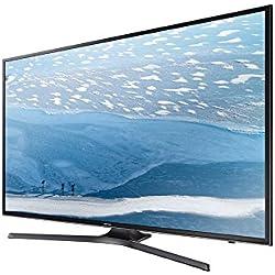 "Samsung UE40KU6072U 40"" Smart TV Wifi Negro - Televisor (4K Ultra HD, A, 16:9, 3840 x 2160, Mega Contrast, Negro)"