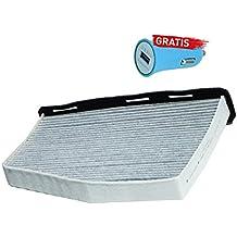 Filteristen Innenraumfilter Pollenfilter Aktivkohle K671 Made in Germany