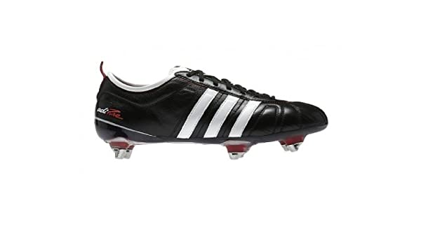 sports shoes 34e8d 55799 Adidas - Adipure IV Trx SG FW11 - U41810 - Color Black-Red-White - Size  10.0 Amazon.co.uk Shoes  Bags